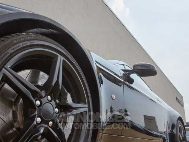 Aston Martin V8 Vantage SPORTSHIFT  Onyx Black métal Occasion - 3