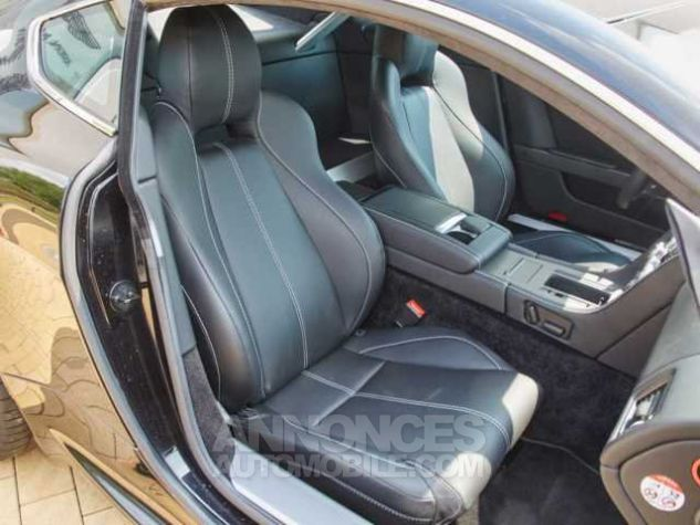 Aston Martin V8 Vantage SPORTSHIFT  Onyx Black métal Occasion - 7