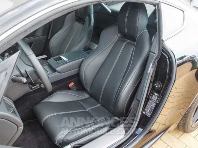 Aston Martin V8 Vantage SPORTSHIFT  Onyx Black métal Occasion - 8