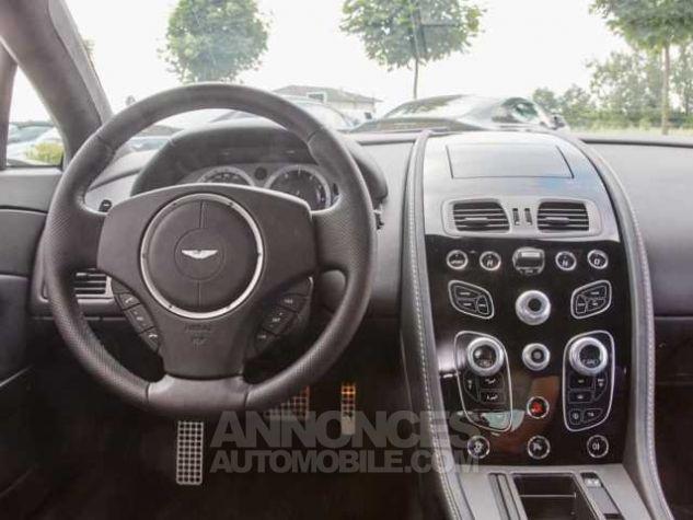 Aston Martin V8 Vantage SPORTSHIFT  Onyx Black métal Occasion - 9