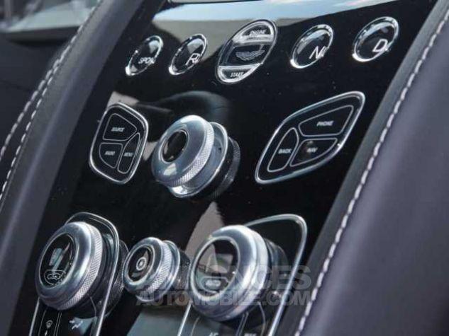 Aston Martin V8 Vantage SPORTSHIFT  Onyx Black métal Occasion - 10