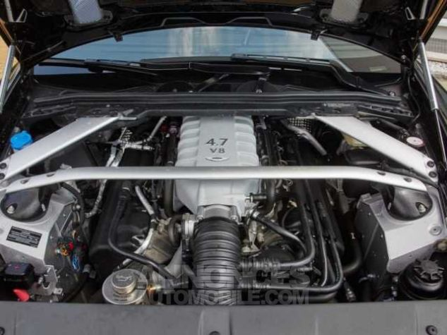Aston Martin V8 Vantage SPORTSHIFT  Onyx Black métal Occasion - 17