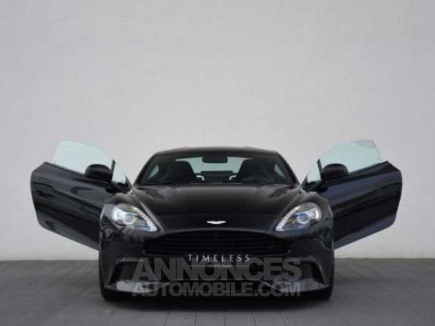 Aston Martin VANQUISH Black Edition Onyx Black métal Occasion - 2