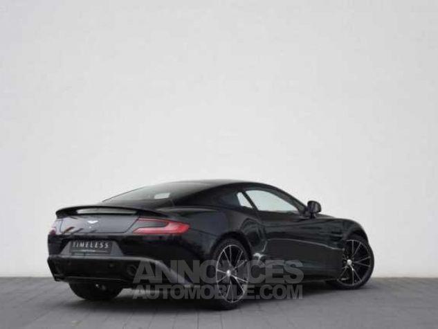 Aston Martin VANQUISH Black Edition Onyx Black métal Occasion - 9