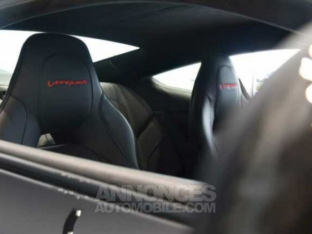 Aston Martin VANQUISH EDITION CARBONE / BVA 8 rapports ZF Carbone Black métal Occasion - 3