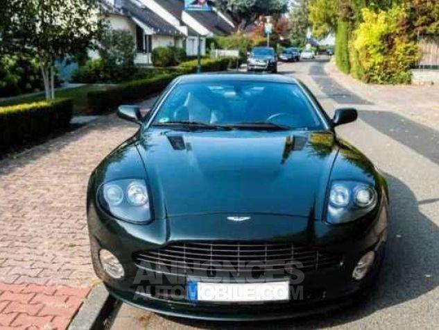 Aston Martin VANQUISH S  British Racing Green Occasion - 3