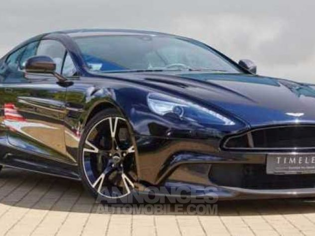 Aston Martin VANQUISH S TOUCHRONIC III Onyx Black métal Occasion - 1