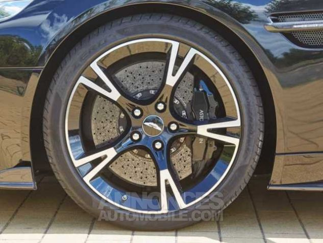Aston Martin VANQUISH S TOUCHRONIC III Onyx Black métal Occasion - 9