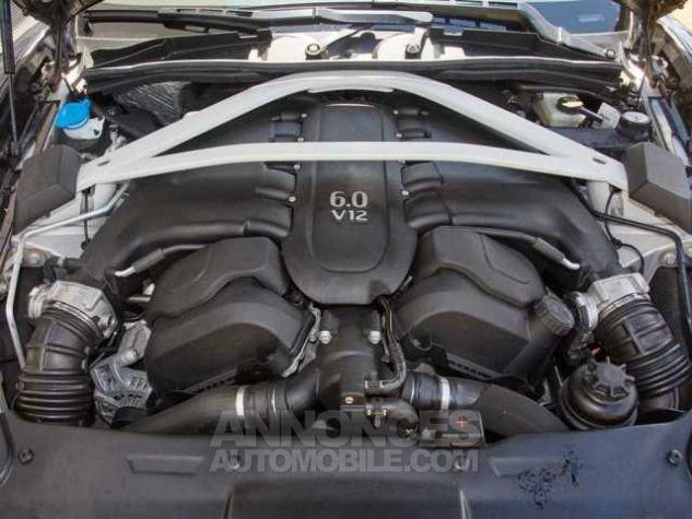 Aston Martin VANQUISH S TOUCHRONIC III Onyx Black métal Occasion - 11