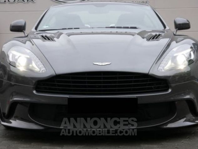 Aston Martin VANQUISH S TOUCTRONIC III 8 rapports Magnétic Silver métal Direction - 3