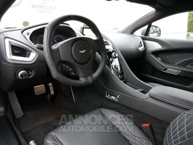 Aston Martin VANQUISH S TOUCTRONIC III 8 rapports Magnétic Silver métal Direction - 5