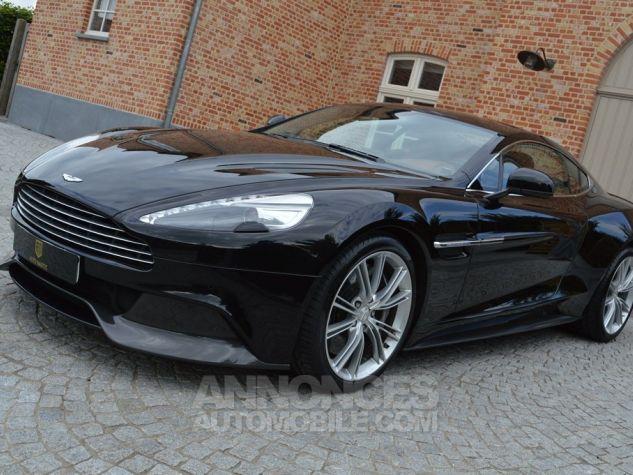 Aston Martin VANQUISH V12 574 ch Touchtronic 1 MAIN !!! noir Occasion - 1