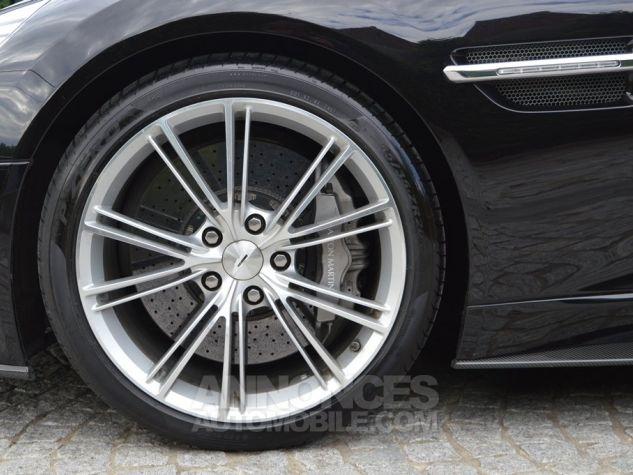 Aston Martin VANQUISH V12 574 ch Touchtronic 1 MAIN !!! noir Occasion - 7