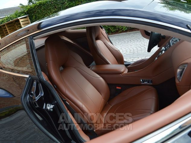 Aston Martin VANQUISH V12 574 ch Touchtronic 1 MAIN !!! noir Occasion - 10