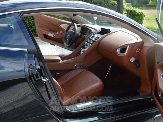 Aston Martin VANQUISH V12 574 ch Touchtronic 1 MAIN !!! noir Occasion - 8