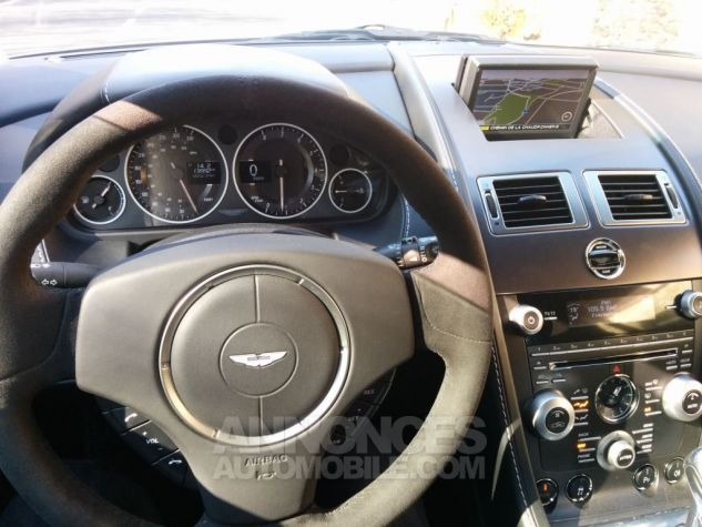 Aston Martin VANQUISH V12 Touchtronic III - 8 Vitesses Noire Occasion - 2