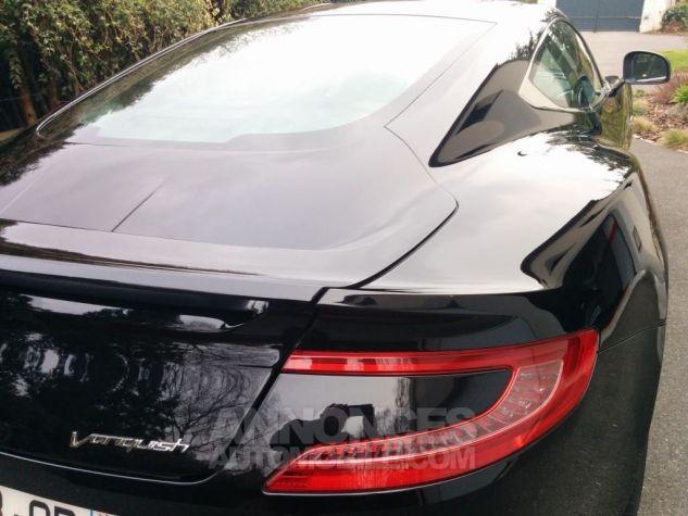 Aston Martin VANQUISH V12 Touchtronic III - 8 Vitesses Noire Occasion - 3