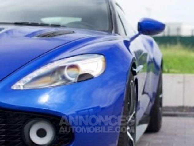 Aston Martin VANQUISH ZAGATO (1 of 99) Cobalt blue métal Occasion - 10