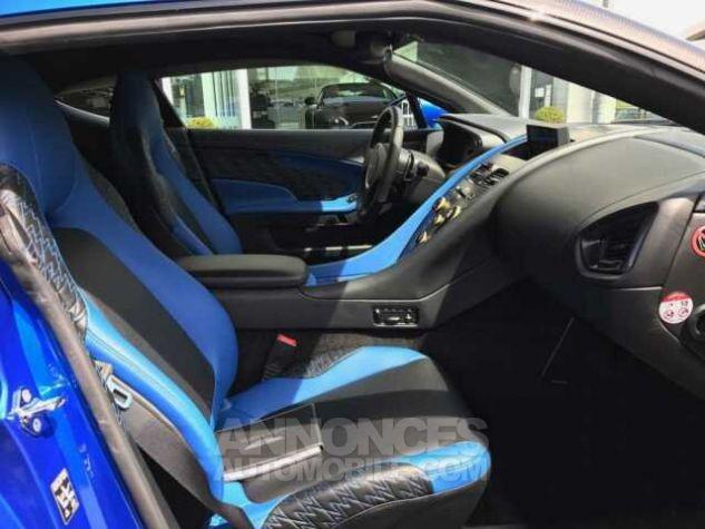 Aston Martin VANQUISH ZAGATO (1 of 99) Cobalt blue métal Occasion - 13