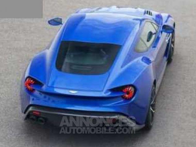 Aston Martin VANQUISH ZAGATO (1 of 99) Cobalt blue métal Occasion - 15