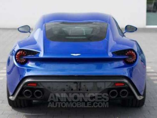 Aston Martin VANQUISH ZAGATO (1 of 99) Cobalt blue métal Occasion - 1