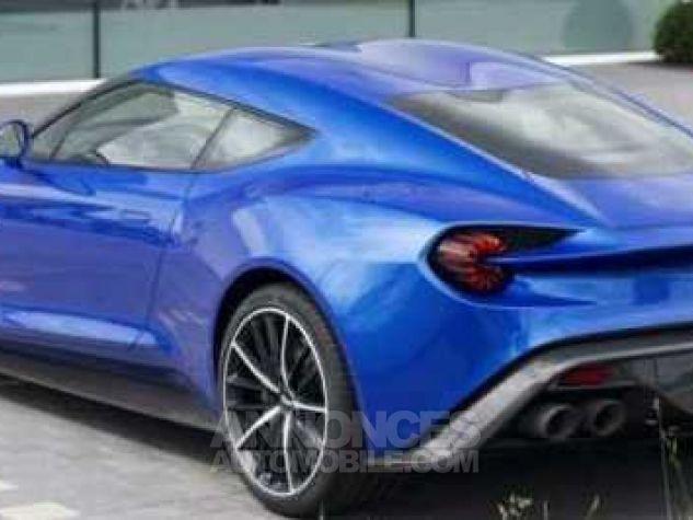 Aston Martin VANQUISH ZAGATO (1 of 99) Cobalt blue métal Occasion - 3