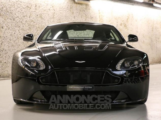 Aston Martin VANTAGE S Coupe V12 Sportshift III Noir Métallisé Leasing - 2