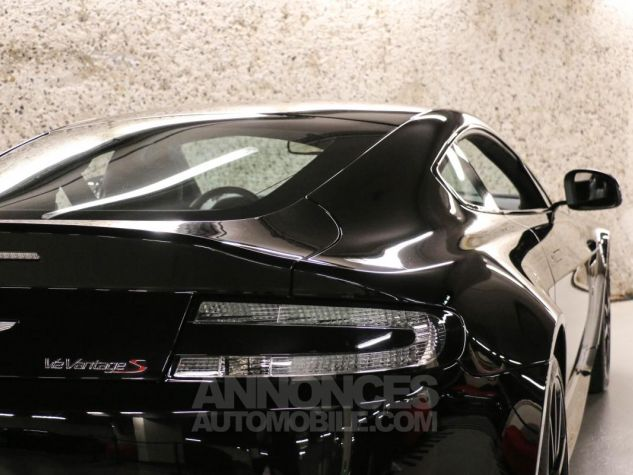 Aston Martin VANTAGE S Coupe V12 Sportshift III Noir Métallisé Leasing - 7
