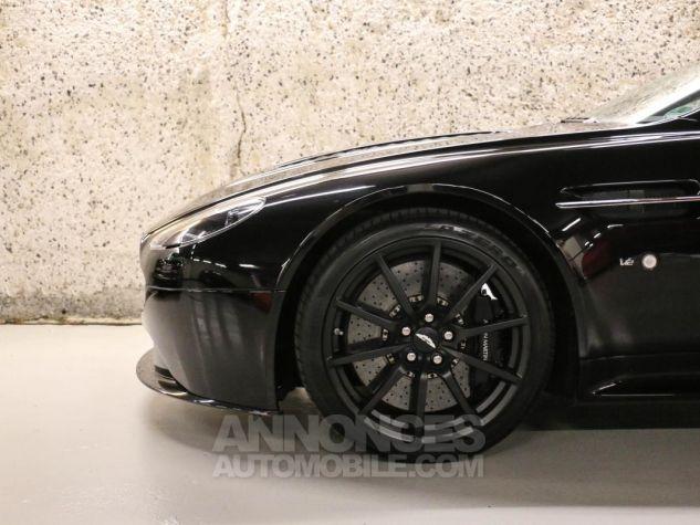 Aston Martin VANTAGE S Coupe V12 Sportshift III Noir Métallisé Leasing - 9