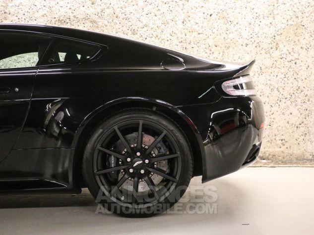 Aston Martin VANTAGE S Coupe V12 Sportshift III Noir Métallisé Leasing - 10