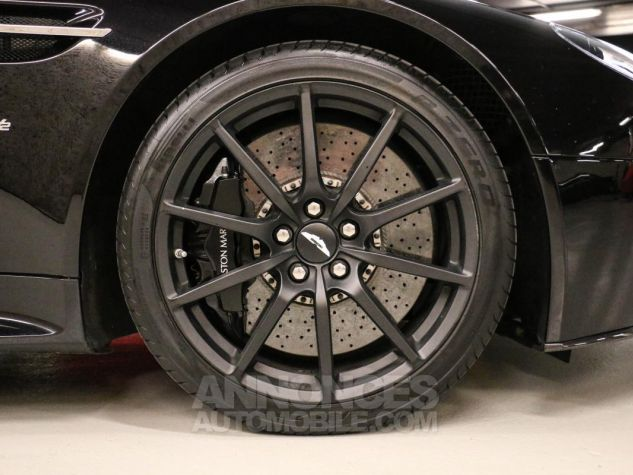 Aston Martin VANTAGE S Coupe V12 Sportshift III Noir Métallisé Leasing - 11