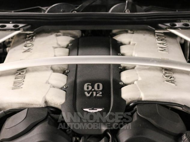 Aston Martin VANTAGE S Coupe V12 Sportshift III Noir Métallisé Leasing - 18