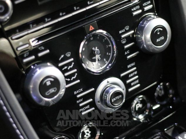 Aston Martin VANTAGE S Coupe V12 Sportshift III Noir Métallisé Leasing - 25