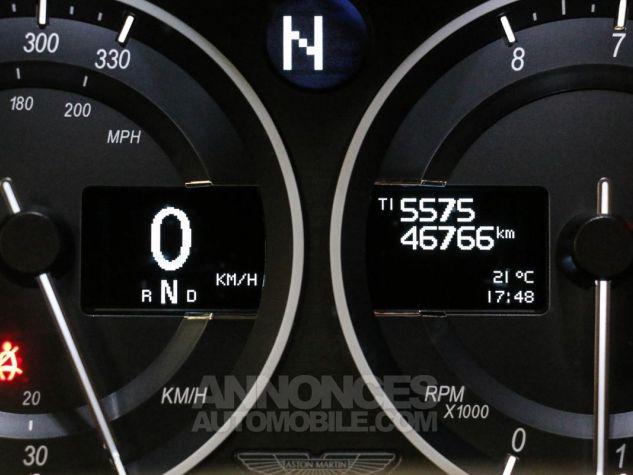 Aston Martin VANTAGE S Coupe V12 Sportshift III Noir Métallisé Leasing - 35