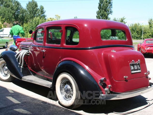 Auburn 654 1936  Occasion - 4