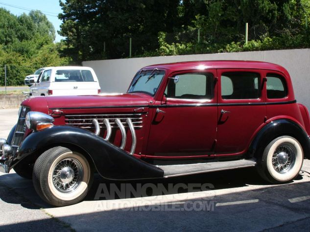 Auburn 654 1936  Occasion - 3