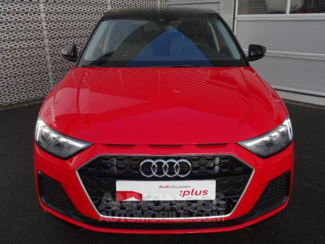 Audi A1 Sportback 30 TFSI 116ch Design Luxe S tronic 7 ROUGE MISANO Occasion - 1