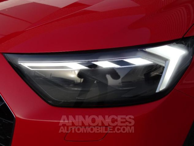 Audi A1 Sportback 30 TFSI 116ch Design Luxe S tronic 7 ROUGE MISANO Occasion - 2