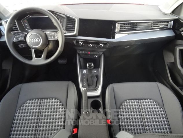 Audi A1 Sportback 30 TFSI 116ch Design Luxe S tronic 7 ROUGE MISANO Occasion - 13