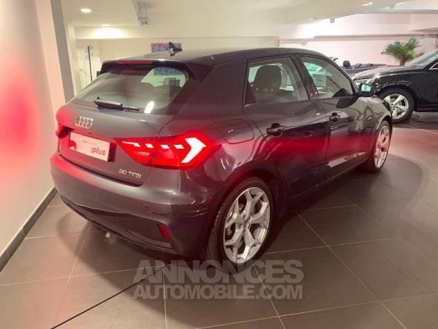 Audi A1 Sportback 30 TFSI 116ch Design Luxe S tronic 7 GRIS MANHATTAN METALLISE Occasion - 2
