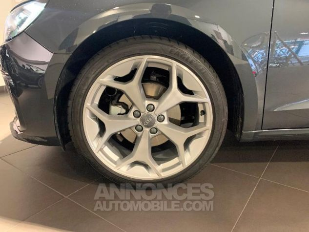Audi A1 Sportback 30 TFSI 116ch Design Luxe S tronic 7 GRIS MANHATTAN METALLISE Occasion - 4