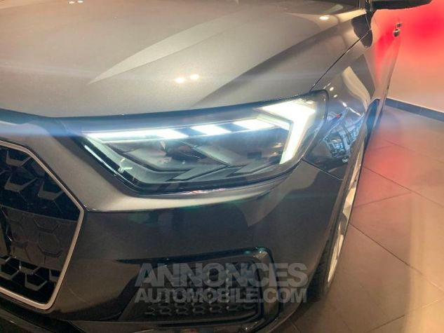 Audi A1 Sportback 30 TFSI 116ch Design Luxe S tronic 7 GRIS MANHATTAN METALLISE Occasion - 9
