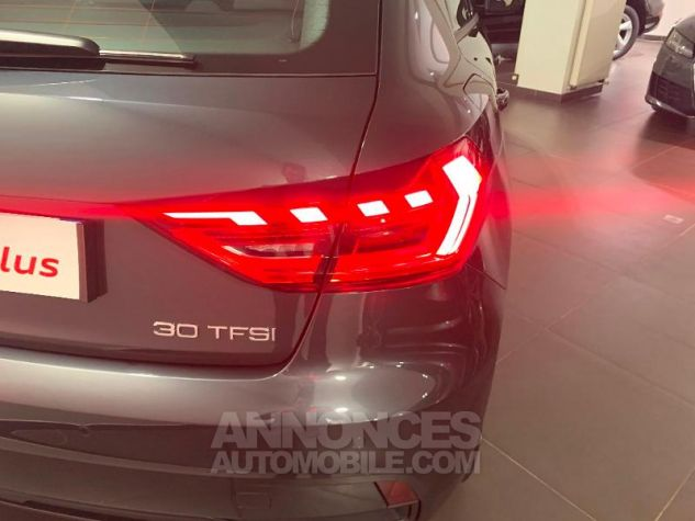 Audi A1 Sportback 30 TFSI 116ch Design Luxe S tronic 7 GRIS MANHATTAN METALLISE Occasion - 10