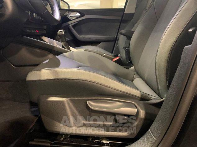 Audi A1 Sportback 30 TFSI 116ch Design Luxe S tronic 7 GRIS MANHATTAN METALLISE Occasion - 12