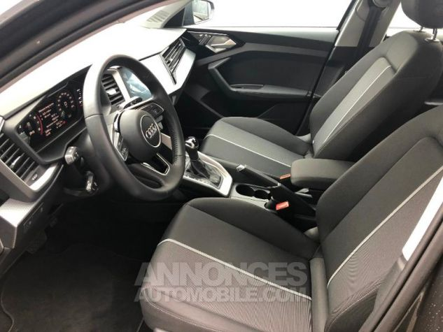 Audi A1 Sportback 30 TFSI 116ch Design S tronic 7 GRIS MANHATTAN METALLISE Occasion - 4