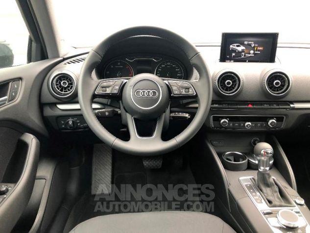 Audi A3 Berline 30 TDI 116ch Business S tronic 7 GRIS NANO Occasion - 1