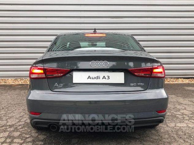Audi A3 Berline 30 TDI 116ch Business S tronic 7 GRIS NANO Occasion - 12
