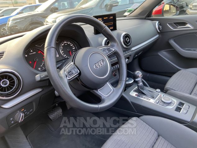Audi A3 Cabriolet 2.0 TDI 150 Ambition S-tronic 6 ROUGE Occasion - 15