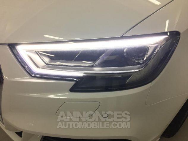 Audi A3 Cabriolet 35 TFSI 150ch Design luxe S tronic 7 Euro6d-T blanc ibis capote noire Occasion - 12
