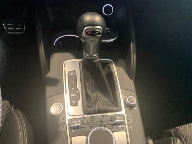 Audi A3 Sportback 2.0 TDI 150ch S line S tronic 6 Gris Daytona Arche Noir Occasion - 11